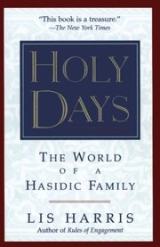 Cover of: Holy days by Lis Harris