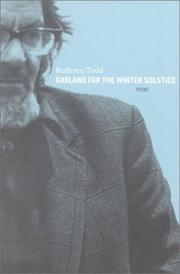 Cover of: Garland for the winter solstice