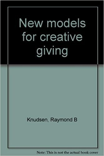 New models for creative giving by
