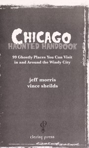 Cover of: Chicago haunted handbook | Jeff Morris