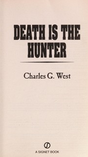 Cover of: Death is the hunter