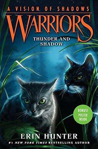Thunder and Shadows (Warriors) by