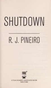 Cover of: Shutdown