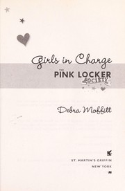 Cover of: Girls in charge