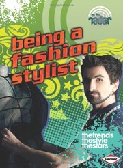 Cover of: Being a fashion stylist by Isabel Thomas