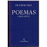 Cover of: Poemas (1935-1975) |