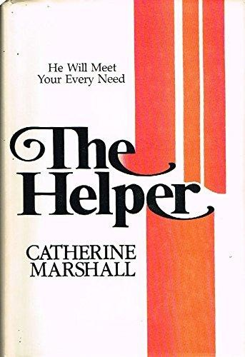 The helper by Marshall, Catherine