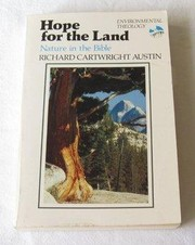 Cover of: Hope for the Land | Richard Cartwright Austin