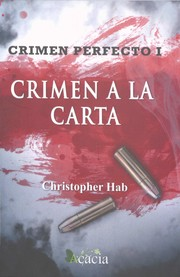 Cover of: Crimen a la carta by