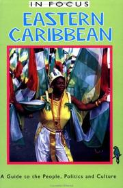 Cover of: Eastern Caribbean in Focus