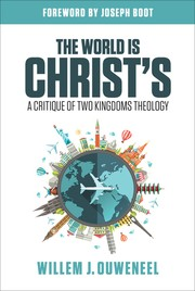 Cover of: The World is Christ's