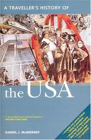 Cover of: A traveller's history of the USA