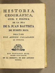 Cover of: Historia geográfica