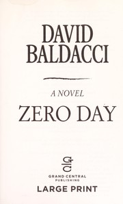 Cover of: Zero day