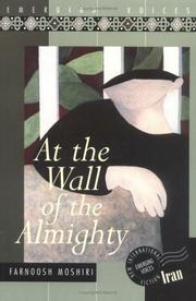 Cover of: At the wall of the almighty