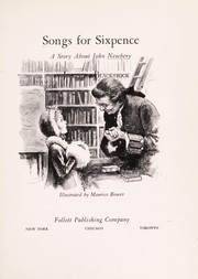 Cover of: Songs of sixpence