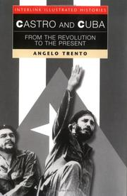 Cover of: Castro and Cuba | Angelo Trento