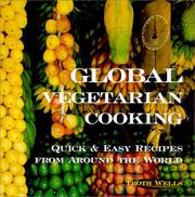 Cover of: Global vegetarian cooking