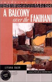Cover of: A Balcony over the Fakihani