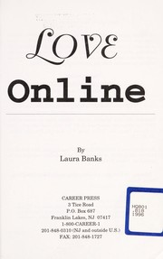 Cover of: Love online | Laura Banks