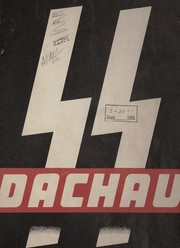 Cover of: Dachau. |