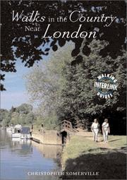 Cover of: Walks in the country near London