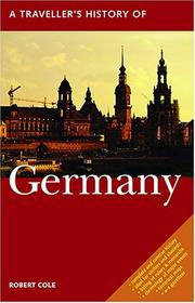 Cover of: A Traveller's History of Germany