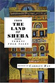 Cover of: From The Land Of Sheba