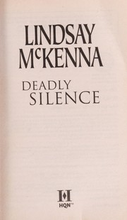 Cover of: Deadly silence | Lindsay McKenna
