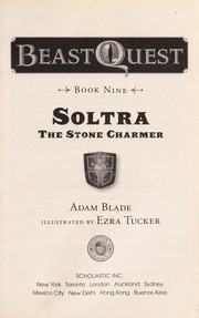 Cover of: Soltra the stone charmer