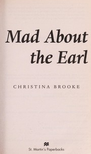 Cover of: Mad about the Earl