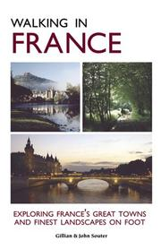 Cover of: Walking in France
