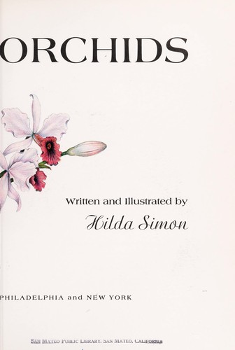 The private lives of orchids by Hilda Simon