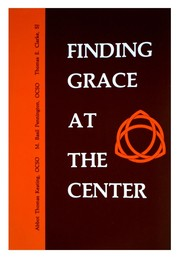 Cover of: Finding grace at the center