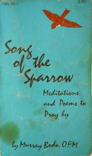 Cover of: Song of the sparrow