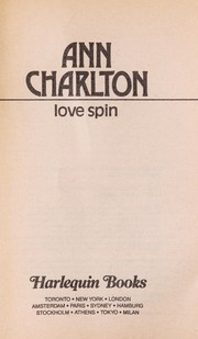 Cover of: Love Spin