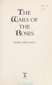Cover of: The Wars of the Roses