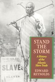Cover of: Stand the storm | Edward Reynolds