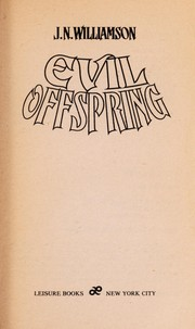 Cover of: Evil Offspring