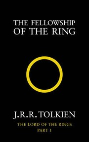 Cover of: The Fellowship of the Ring by J. R. R. Tolkien