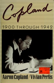 """the biographies of aaron copland and vivian perlis Aaron copland as subject of a young people's concert, 1970  biography  in  an interview with vivian perlis, eugene loring said of the ballet, """"in our western."""