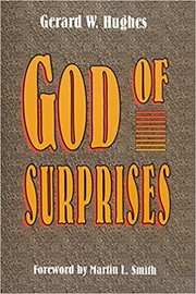 Cover of: God of surprises | Gerard W. Hughes