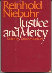 Cover of: Justice and mercy