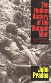 Cover of: hidden history of the Vietnam War | John Prados
