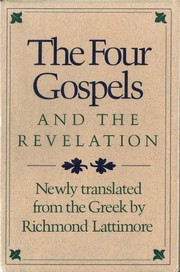 Cover of: The Four Gospels and the Revelation