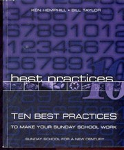 Cover of: Ten best practices