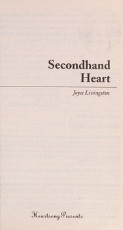 Cover of: Secondhand Heart (Heartsong Presents #713)