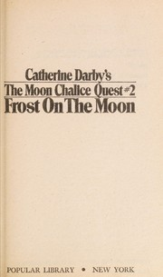 Cover of: Frost On The Moon |