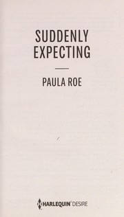 Cover of: Suddenly expecting