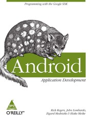 Cover of: Android application development by Rick Rogers